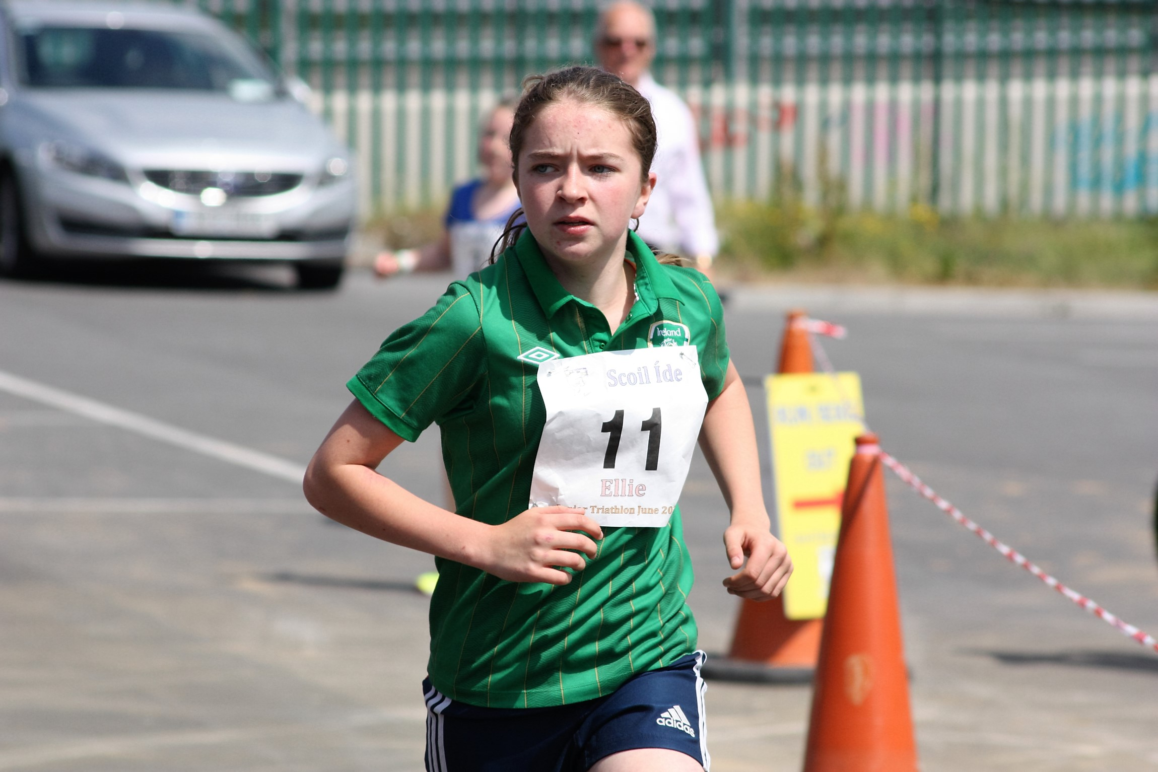 Ellie Triathlon